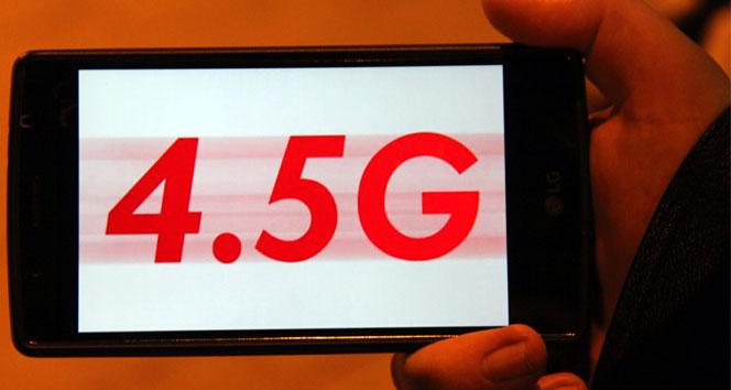 4.5G resmen başladı!