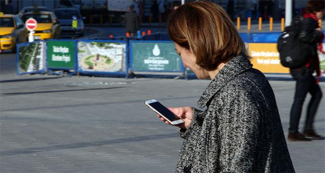vatandaşlar 4.5G'yi kullanmaya başladı