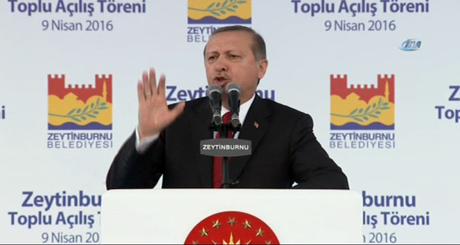 Erdoğan: 'Muhalefet partisinin genel başkanlık koltuğu boştur'