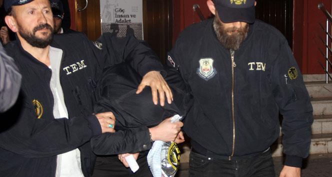 Canlı bomba operasyonu 4 kişi tutuklandı