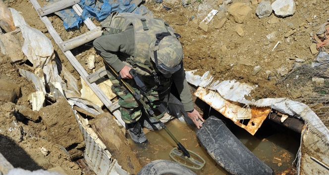 METİ, patlayıcılara karşı düzenli arama yapıyor
