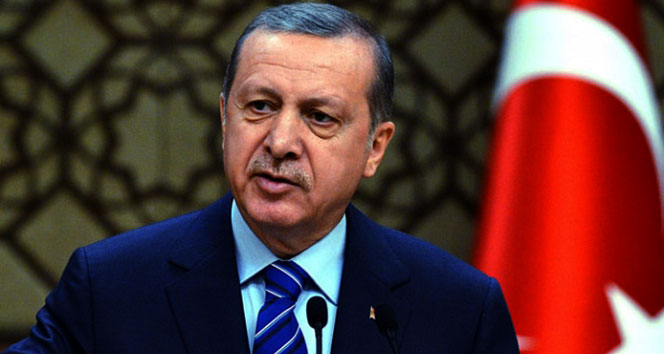 Erdoğan: 'Tamamını yıkalım'