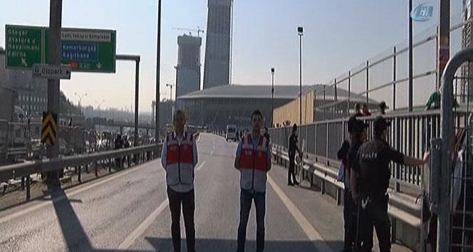 İstanbul trafiğine derbi ayarı