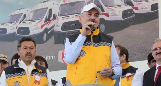 Bakan Müezzinoğlu'ndan müjde