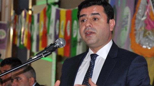 Demirtaş: Bakalım kaç CHP milletvekili...