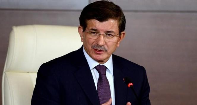 """Davutoğlu : """"12 Eylül Darbe Anayasasını..."""""""