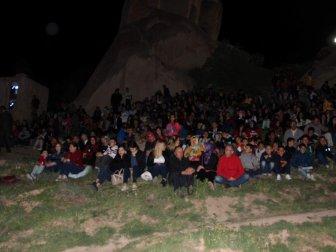 Kapadokya'da turizme mapping dopingi