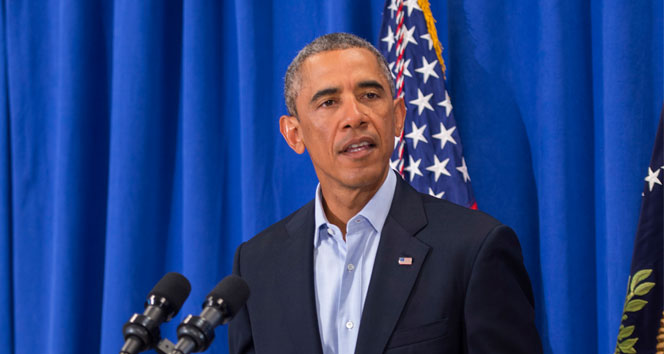 Obama, Suudi Arabistan'da