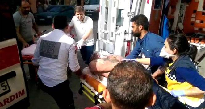 İzmir'de korkunç olay! 6 Yaralı
