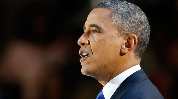 Obama Suudi Arabistan'da
