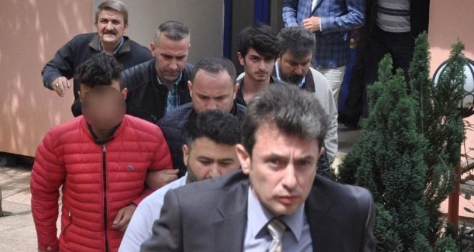 Olaylı maçta hakeme saldıran genç serbest bırakıldı