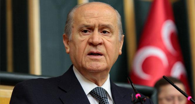 Bahçeli: AKP'ye desteğimizi esirgemeyeceğiz