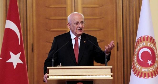 Meclis Başkanı Kahraman'dan yeni 'laiklik' açıklaması