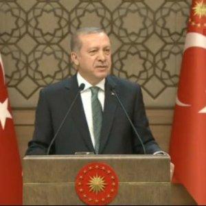 Erdoğan'ın bu sözleri Davutoğlu'na mı?