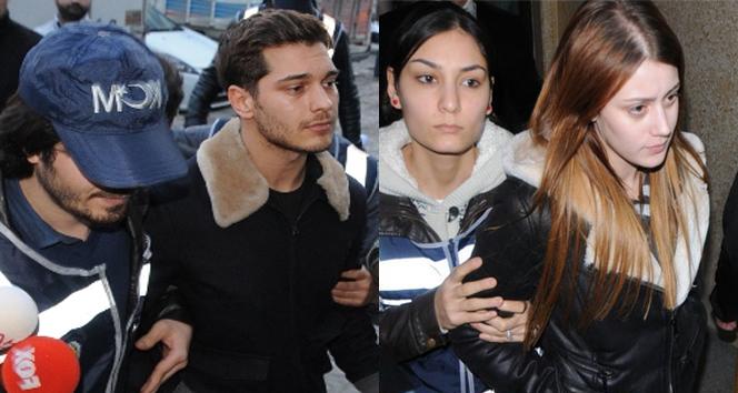Çağatay Ulusoy ve Gizem Karaca'ya hapis şoku