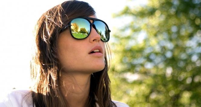 Uzmanlardan güneş gözlüğü uyarısı