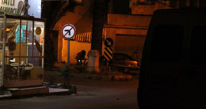 Şüpheli araçtan bomba çıktı
