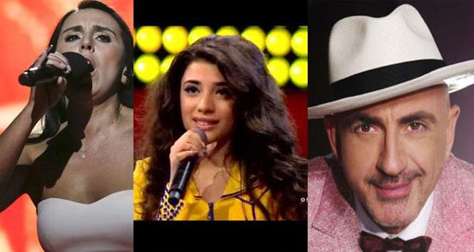 Eurovision'da 3 Türk