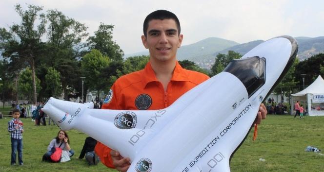 Uzay yolcusu ilk Türk