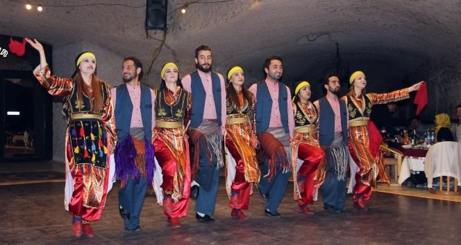 Eğlencenin adı 'Türk Geceleri'