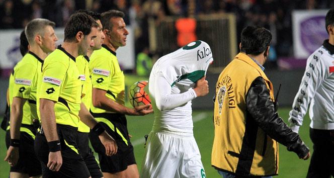 Bursaspor galibiyete hasret