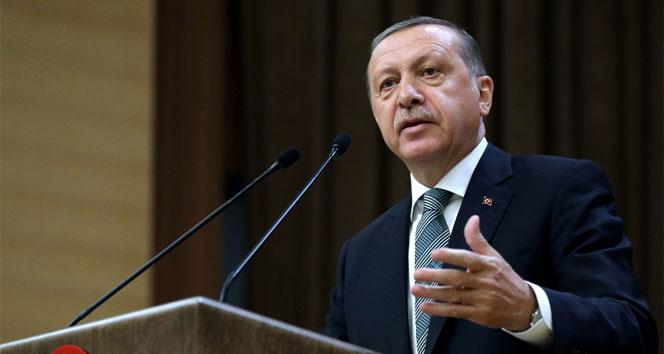Erdoğan'dan 'Danıştay' mesajı