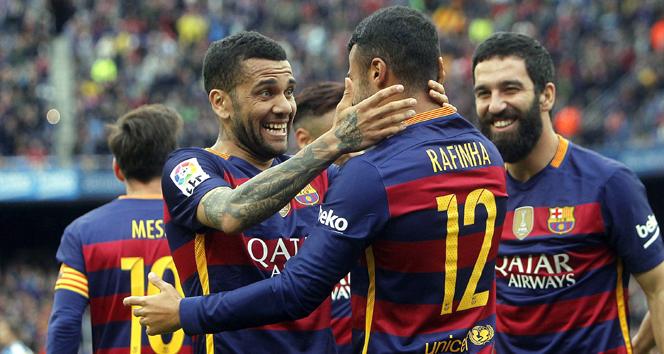 Barcelona adım adım şampiyonluğa