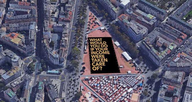 Dünyanın en büyük posteri!