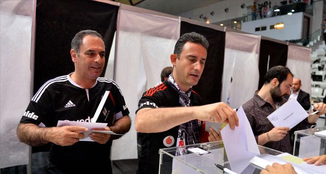 Beşiktaş'ta seçim başladı