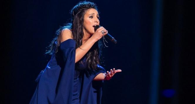 Eurovision birincisi Ukraynalı Cemile oldu