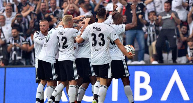 Beşiktaş 3 Osmanlıspor 1