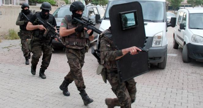 IŞİD'in üst düzey sorumlusu yakalandı