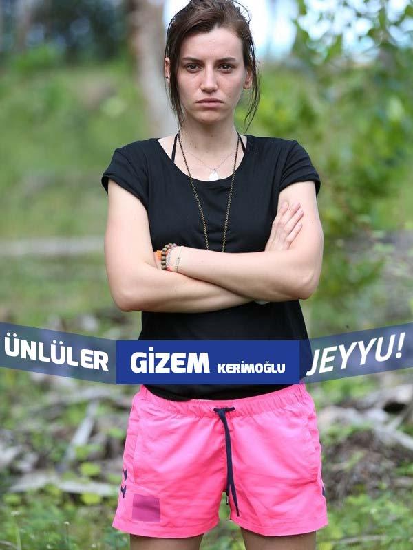 Survivor'da Gizem Kerimoğlu elendi