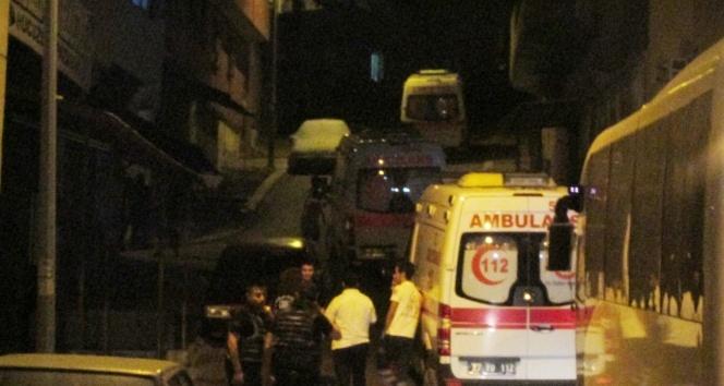 Gaziantep'te bir patlama daha