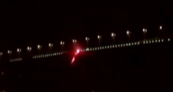 Beşiktaş'ın bayrağı yakıldı!