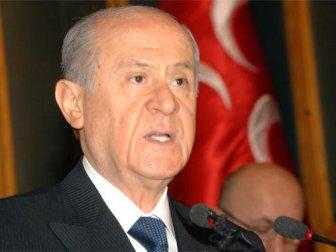 Bahçeli'den AKP'ye destek açıklaması!