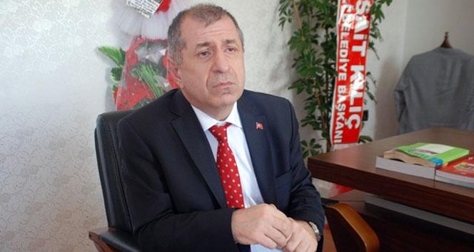 Ümit Özdağ Yargıtay'ın MHP kararı için ne dedi?
