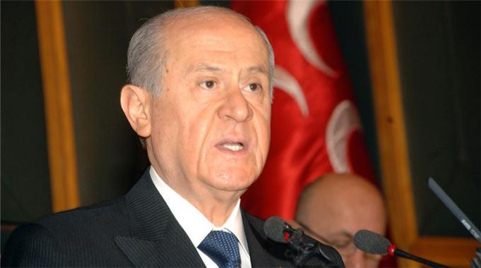 Devlet Bahçeli'nin istifası bekleniyor