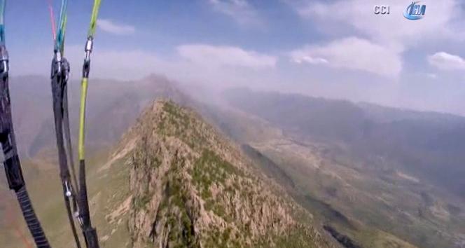 PKK, yamaç paraşütçülerini hedef aldı!