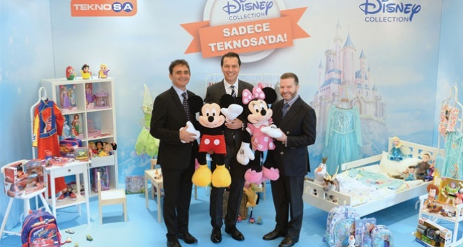 Disney Collection TeknoSA'da