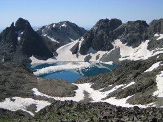 Buzul Göllerini Keşif