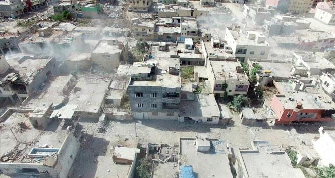 Nusaybin'de patlamalar devam ediyor