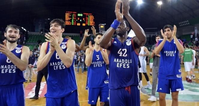 Anadolu Efes finalde!