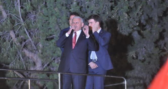 Başbakan Yıldırım'ın çılgın İzmir projesi
