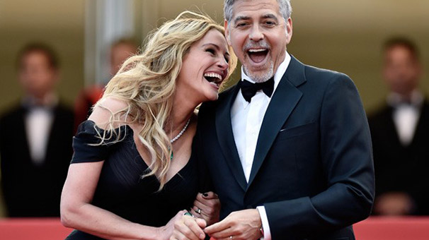 George Clooney, eşini Julia Roberts'la mı aldattı?