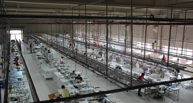 Sinop Cezaevi tekstilde marka oldu