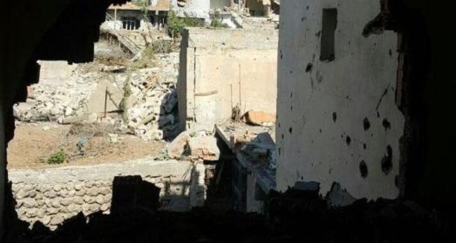 Nusaybin'de patlama: 1 şehit, 11 asker yaralı