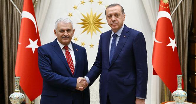 Erdoğan ve Yıldırım arasında ilk görüş ayrılığı
