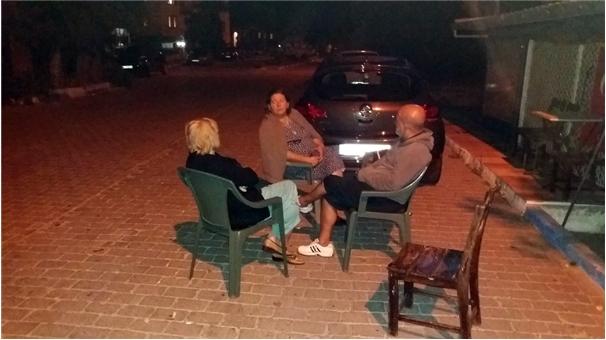 İzmir'de deprem şoku! Sabaha kadar sallandı