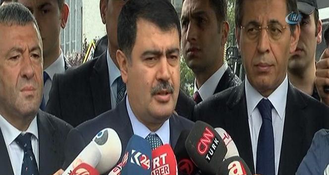 İstanbul Valisi'nden saldırı açıklaması: 7'si şehit 11 ölü